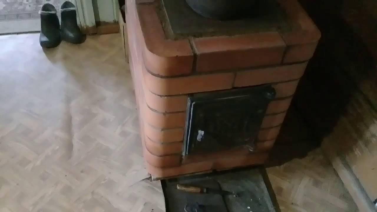 Как сделать ракетную печь