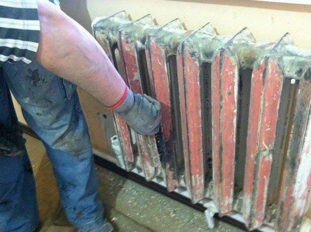 Как разобрать и собрать алюминиевый радиатор отопления