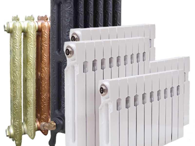 Что лучше — алюминиевые или биметаллические радиаторы