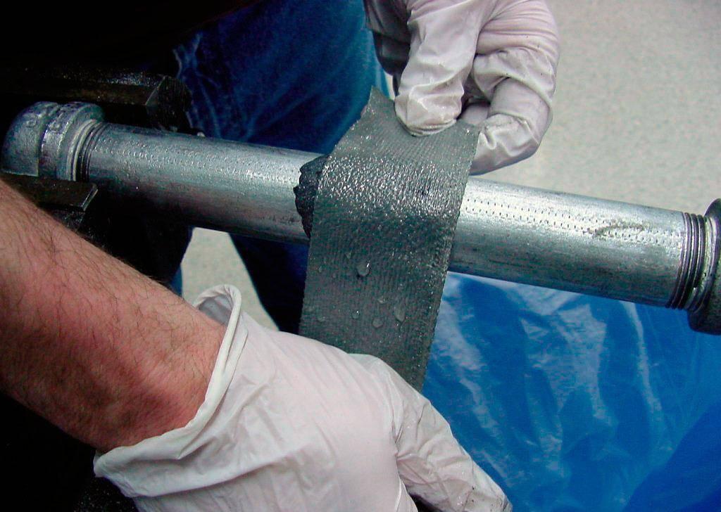 Способы устранения течи в месте соединения труб