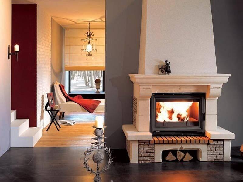 Как выбрать камин в частный дом – особенности выбора и фото дизайнерских решений