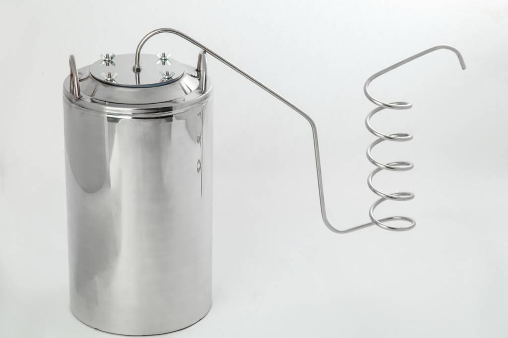 Змеевик для самогонного аппарата: как сделать своими руками из нержавейки или меди