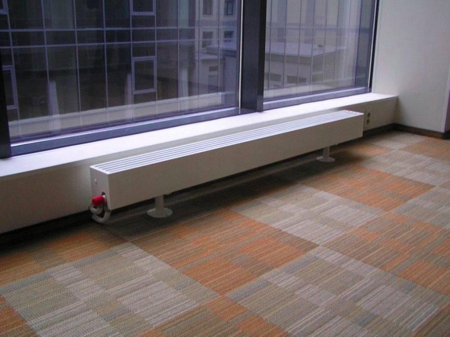 Ничуть не хуже настенных! напольные радиаторы отопления: стальные, чугунные или алюминиевые