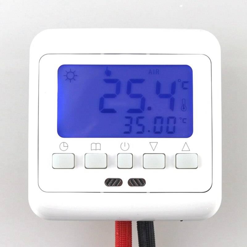 Регуляторы температуры отопления - средние цены, обзор моделей + инструкция по монтажу