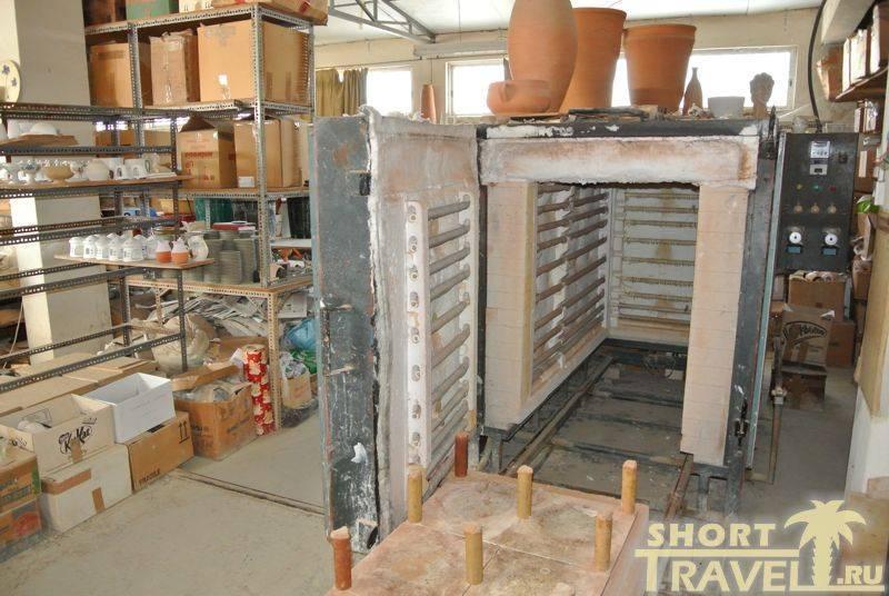Как и какую выбрать муфельную печь для обжига глиняных изделий ручной работы