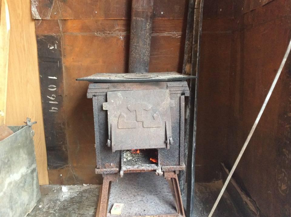 Как сделать буржуйку: как установить печь в гараж, размеры печки
