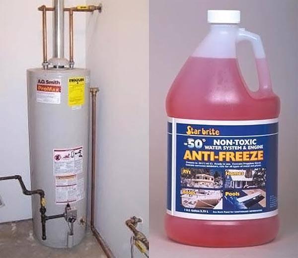 Заполнение системы отопления теплоносителем: как заполнить водой или антифризом