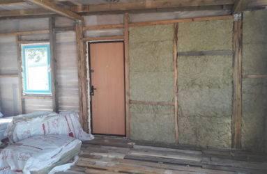 Утепление деревянной веранды к зиме в 4 шага