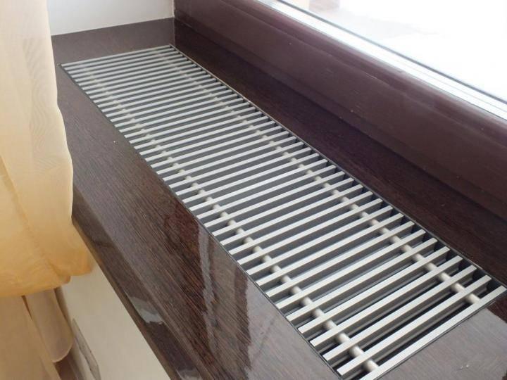 Чем радиатор отопления отличается от конвектора?