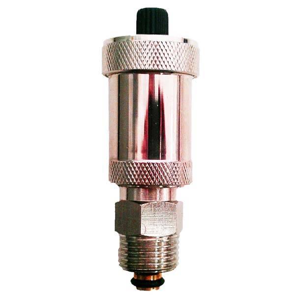 Автоматические воздухоотводчики: каким может быть отсекающий клапан для радиатора и зачем он нужен?