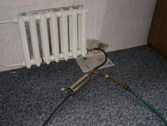 Как промыть алюминиевый радиатор отопления в квартире, чем безопасно прочистить батареи