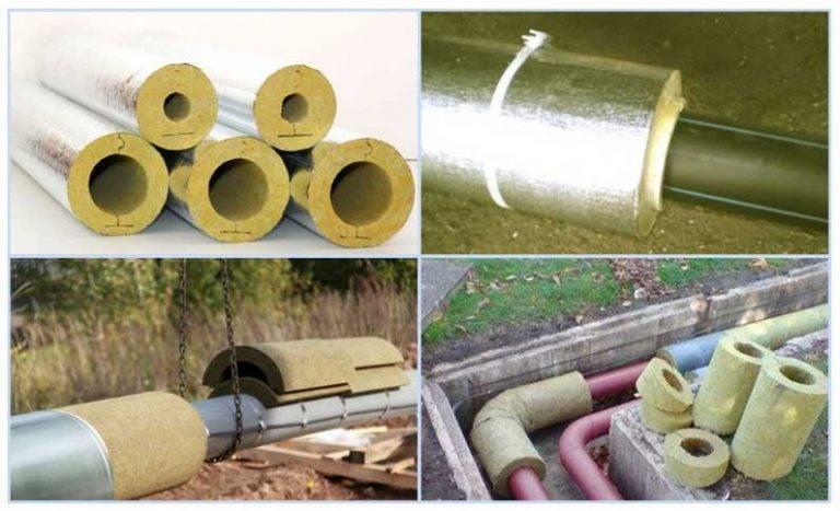 Чем утеплить трубы отопления: утепление, теплоизоляция на улице, как выбрать утеплитель, как правильно изолировать в земле
