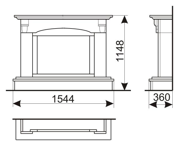 Декоративный камин своими руками: пошаговая инструкция