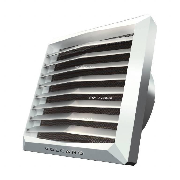Виды тепловых пушек + обзор предложений ведущих производителей