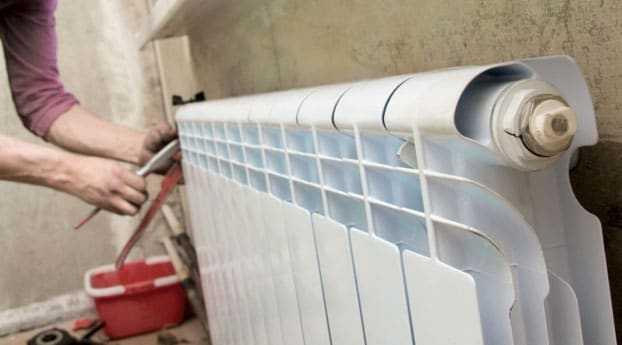 Скорая помощь для протекающего радиатора