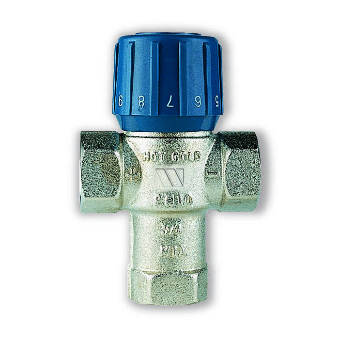 Термоголовка для тёплого водяного пола