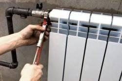 Как правильно перекрыть батарею зимой, если в комнате жарко?