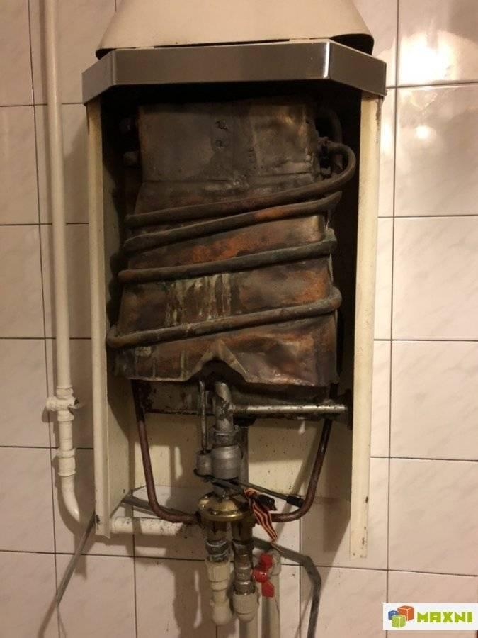 Устройство газовой колонки. особенности ремонта старых моделей