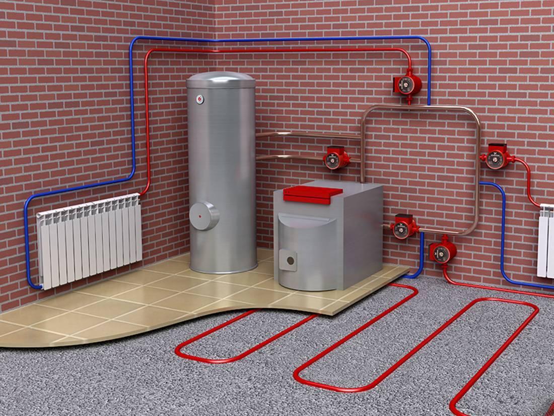 Эффективное и экономичное отопление дома с помощью индукционных котлов