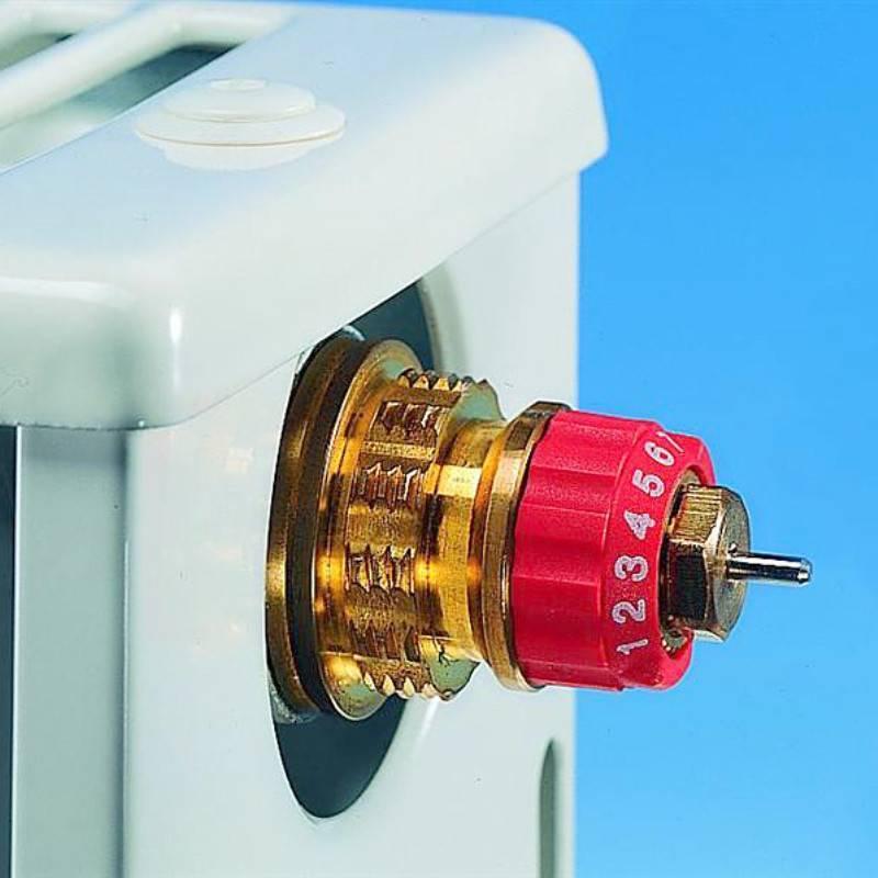 Как правильно установить терморегулятор на батарею отопления