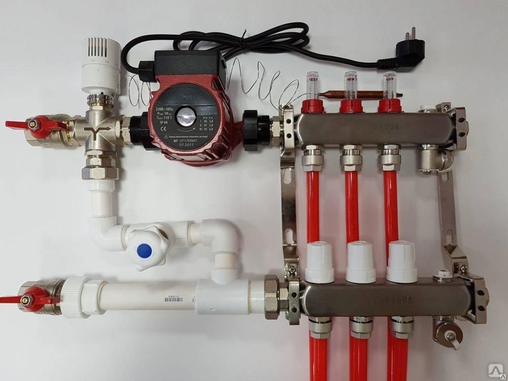 Какая температура теплого водяного пола: датчики для измерения, какая максимальная и оптимальная должна быть у теплоносителя и финального покрытия в системе?