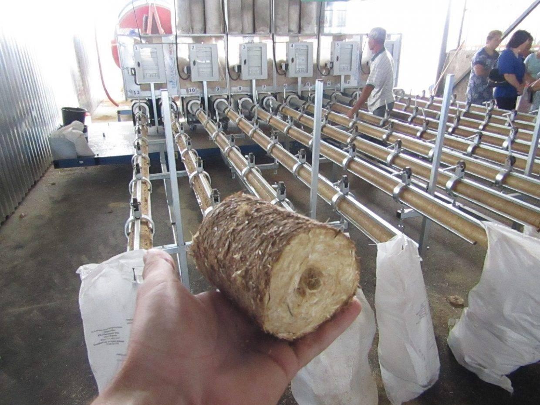 Топливные брикеты из соломы – своими руками - каталог статей на сайте - домстрой