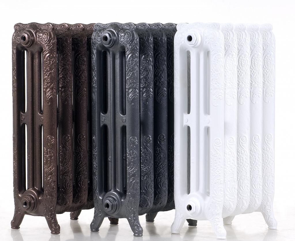 Какая тепловая мощность чугунных радиаторов отопления