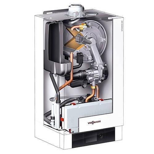 Конденсационный газовый котел vaillant: инструкция по эксплуатации и почему они сильно дымят