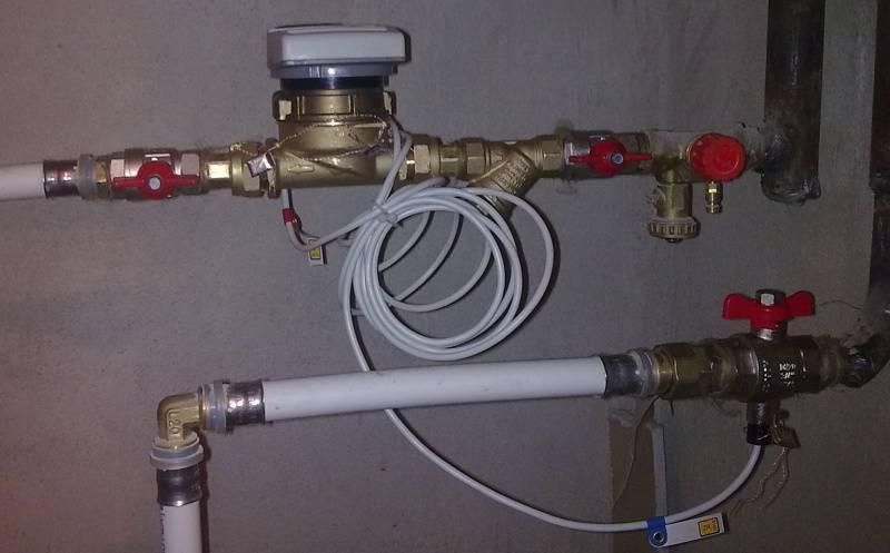Тепловые счетчики для систем отопления