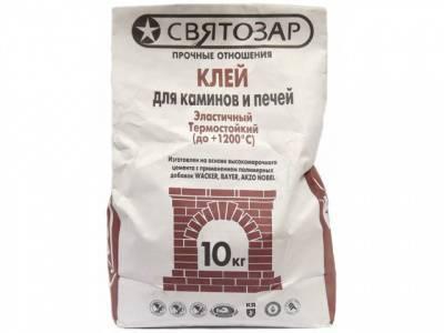 Термостойкий клей для печей и каминов, какой следует выбирать