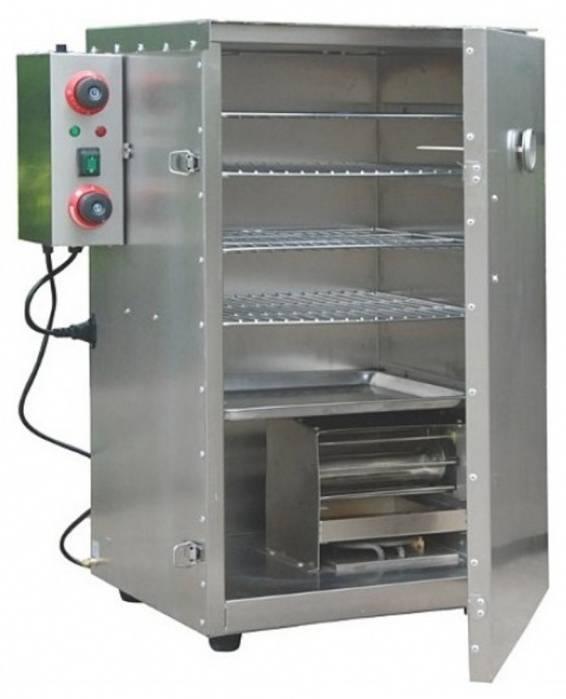 Обзор вариантов домашних коптилен для газовой и электрической плиты