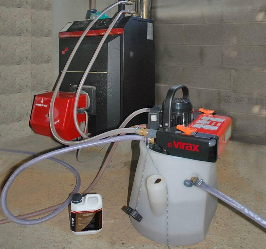 Промывка теплообменника: как очистить газовый котел от накипи с помощью лимонной кислоты и других средств
