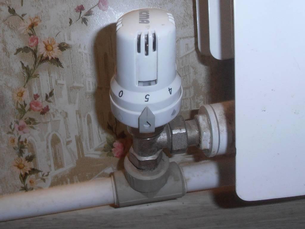 Термоголовка для радиатора отопления: разновидности, конструкция и принцип работы