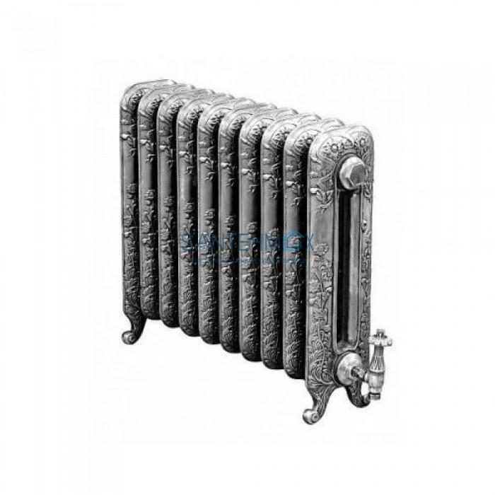 """Чугунные радиаторы отопления: нового и старого образца, в стиле """"ретро"""", их производители, характеристики, фото"""