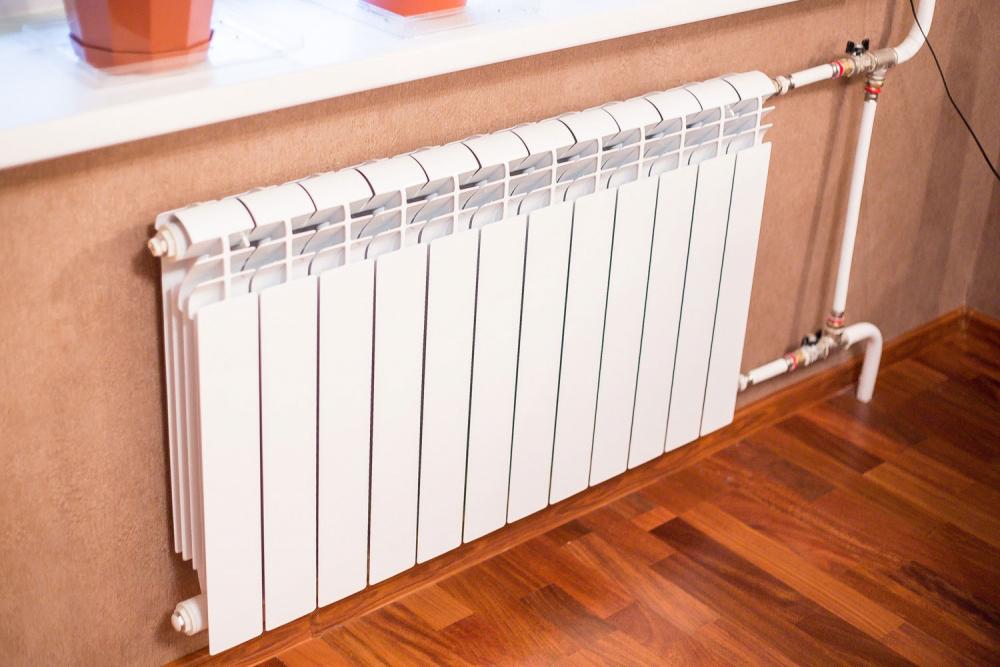 Как менять отопительные радиаторы