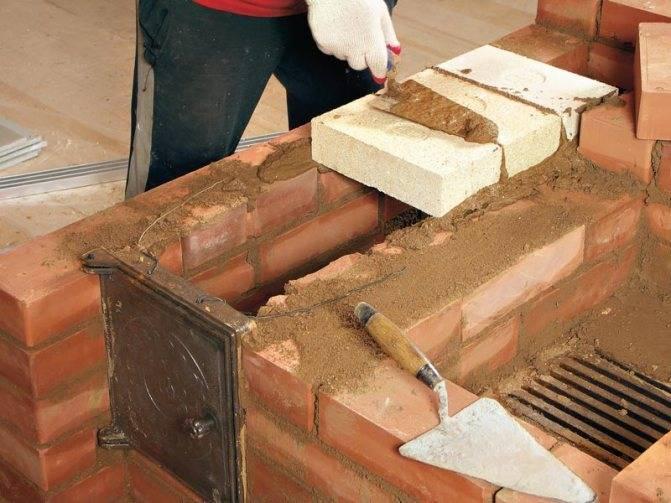 Как развести глину для замазки печи: пропорции, особенности приготовления и использования раствора.