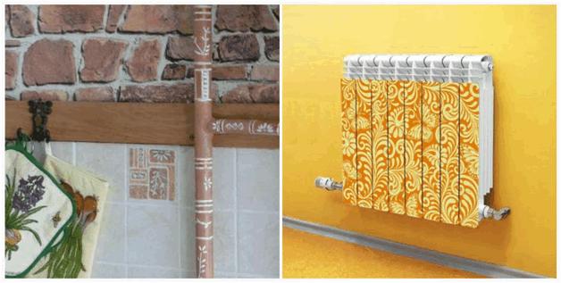 Как спрятать трубы в ванной - самые популярные способы
