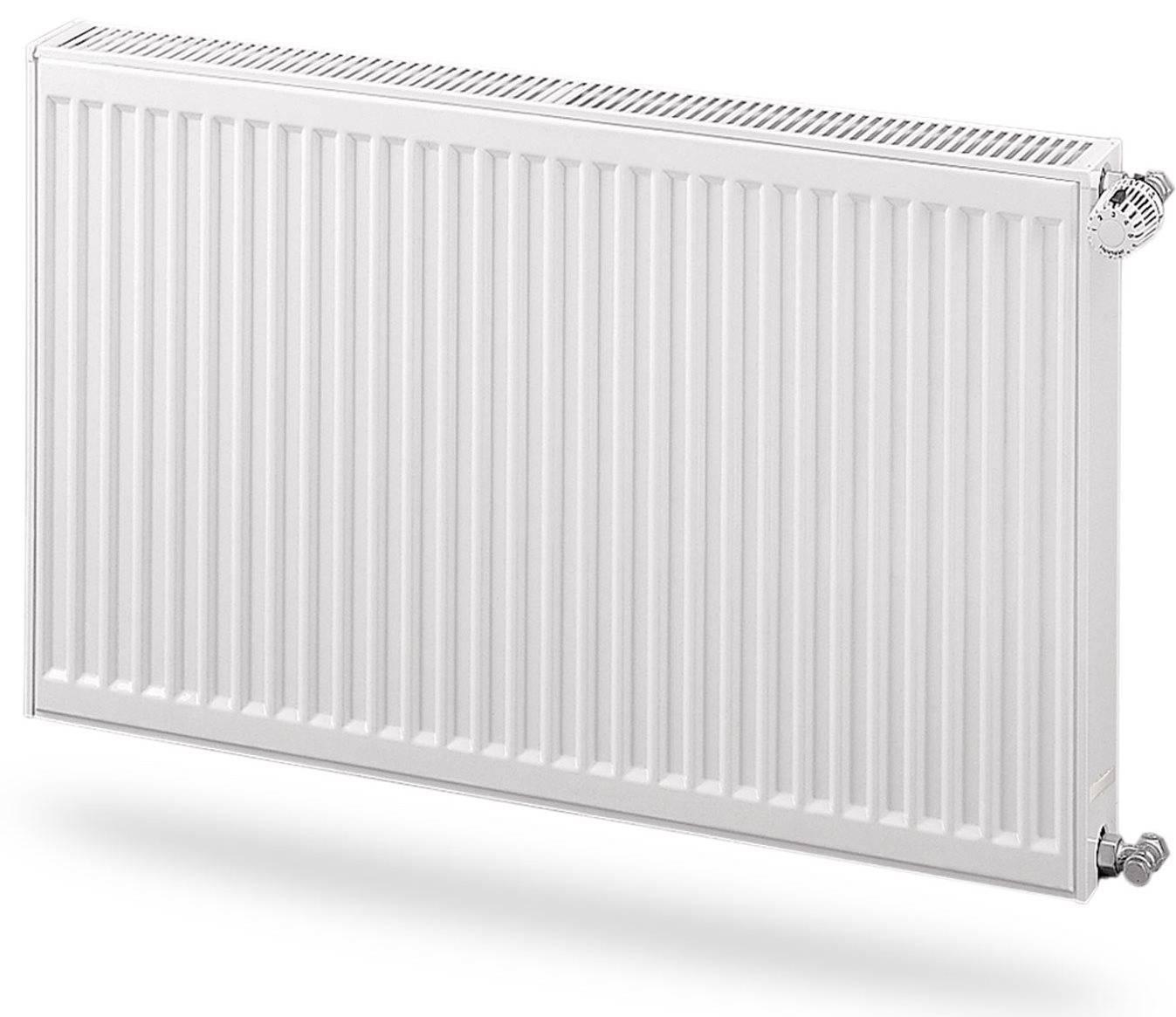 Стальные панельные радиаторы: виды и расчет по таблицам