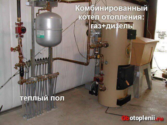 Газовый котел на сжиженном газе: принцип работы, виды, как правильно выбрать + рейтинг производителей