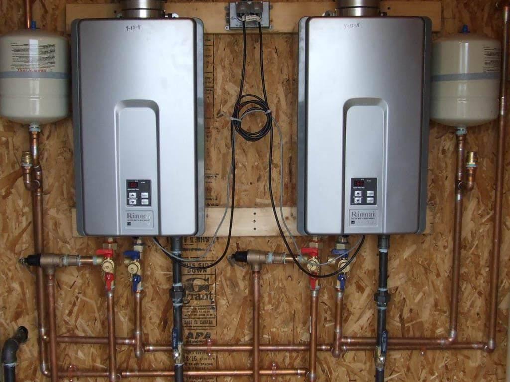 Газовая колонка или бойлер – что лучше и выгоднее для частного дома