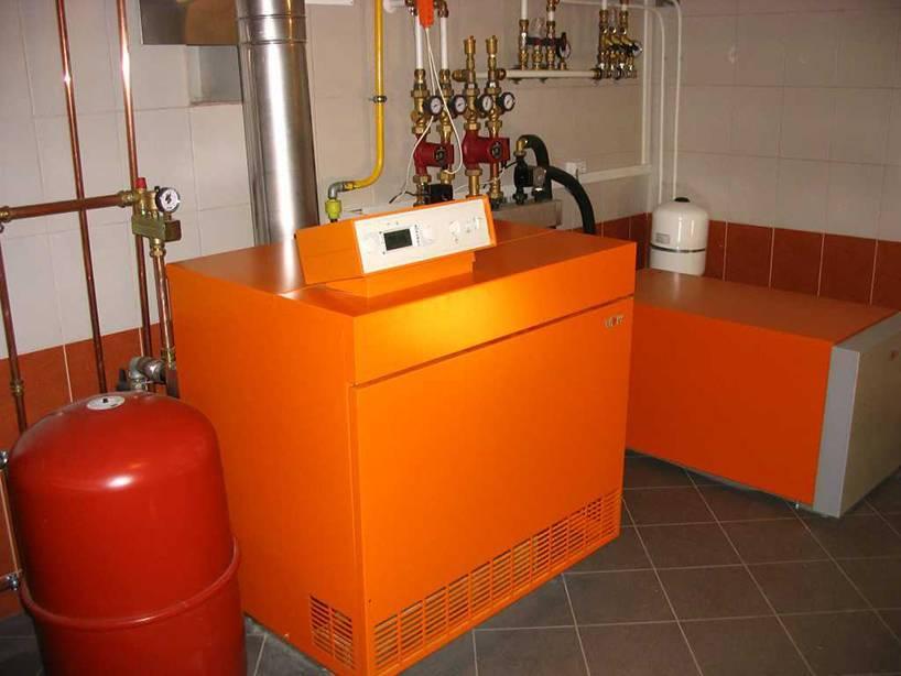 Раствор пропиленгликоля — незамерзающая жидкость для систем отопления и холодоснабжения