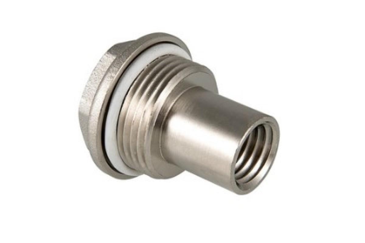 Узел нижнего подключения радиатора: преимущества и недостатки, особенности монтажа