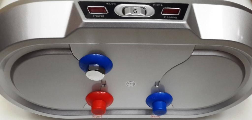 Накопительные водонагреватели марки garanterm