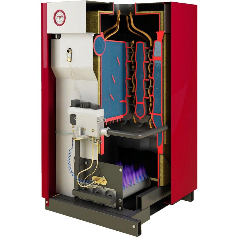 Какие бывают бытовые газовые котлы отопления – виды, особенности, правила монтажа и эксплуатации
