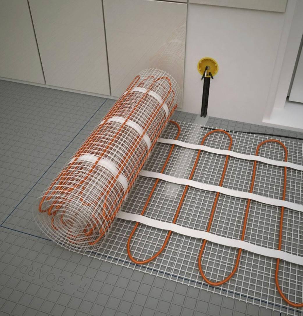 Теплоизоляция для теплого электрического пола, какую выбрать?