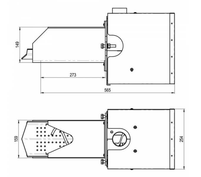 Принципы изготовления пеллетной горелки