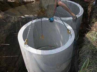 Утепление колодца из бетонных колец своими руками: как надежно защитить от промерзания