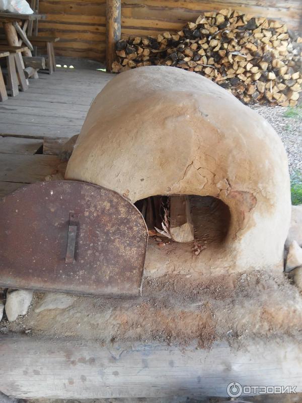 Глинобитная печь. кладка печей своими руками
