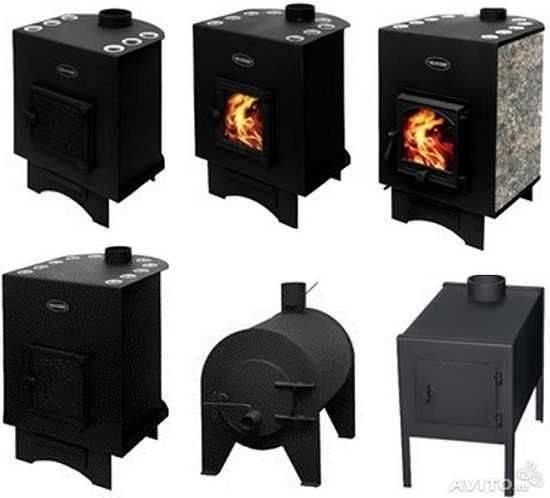 Для каждого дома нужно горячее «сердце»: как выбрать и установить металлическую печь на дровах