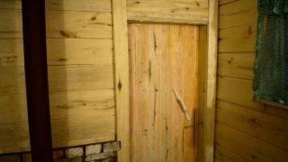 Как утеплить дверь в бане своими руками; утепление входной двери изнутри или снаружи